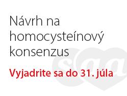 podujatie-Homocysteínový konsenzus