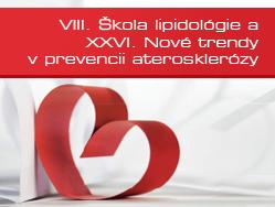 podujatie-VIII. Škola lipidológie a XXVI. Nové trendy v prevencii aterosklerózy 2018